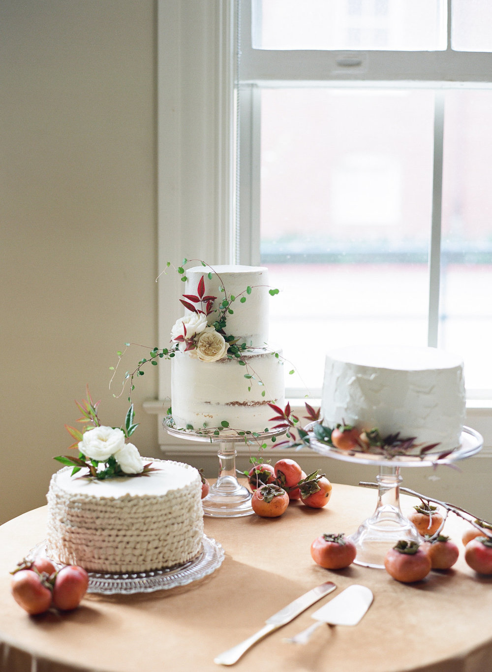wedding cake trio_anna+jamal