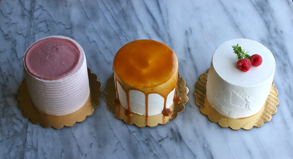custom cake tasting - cake bloom