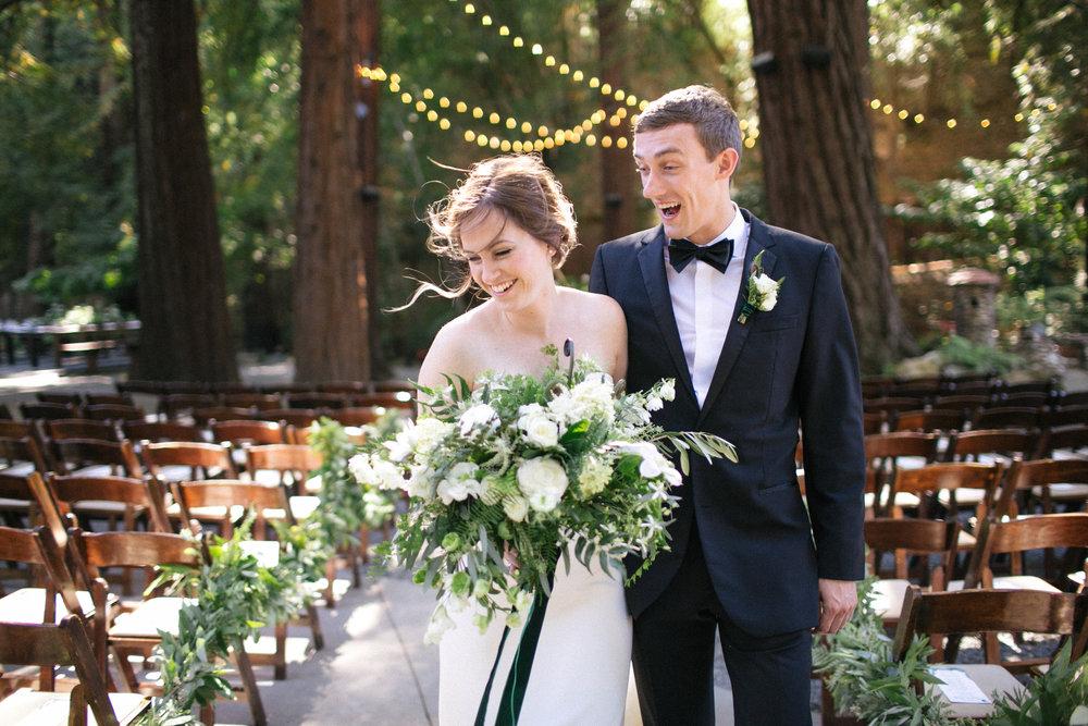 Brit and Will's wedding - Deer Park Villa, Fairfax - Nichols Photographers