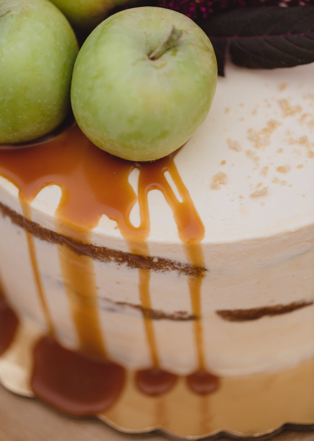 Salted Caramel drip cake - caramel sauce recipe by Cake Bloom
