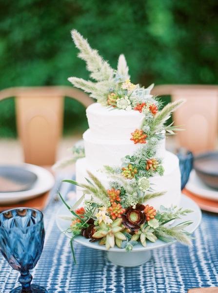 CakeBloom-succulent Wedding cake-sonoma wedding inspiration-photo by Emily March Payne.jpg