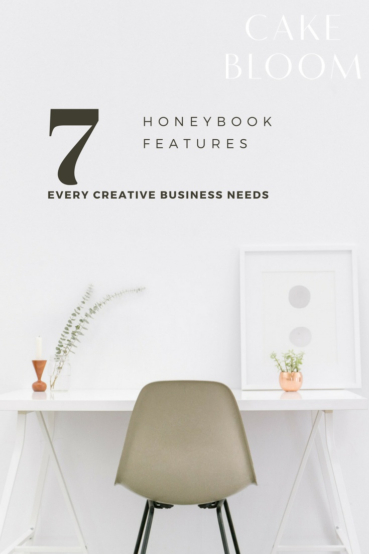 7 HONEYBOOK FEATURES EVERY CREATIVE BIZ NEEDS