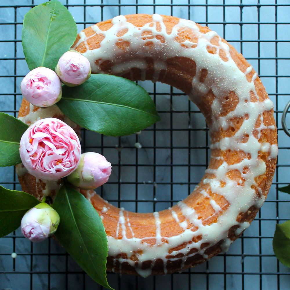 Get my recipe for this Eggnog Bundt cake  here .