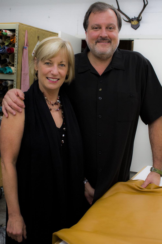 Greg & Lois Hochhauser