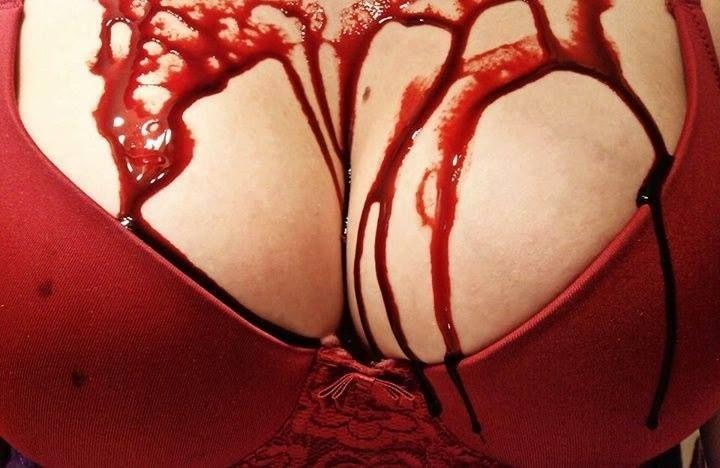 Vampires require blood and futanari vampires require sex. Lots of sex.
