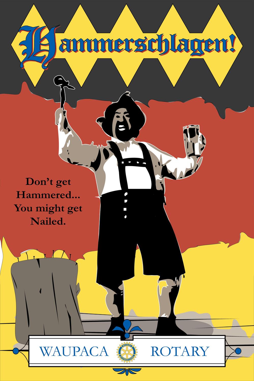 Waupaca Oktoberfest Poster