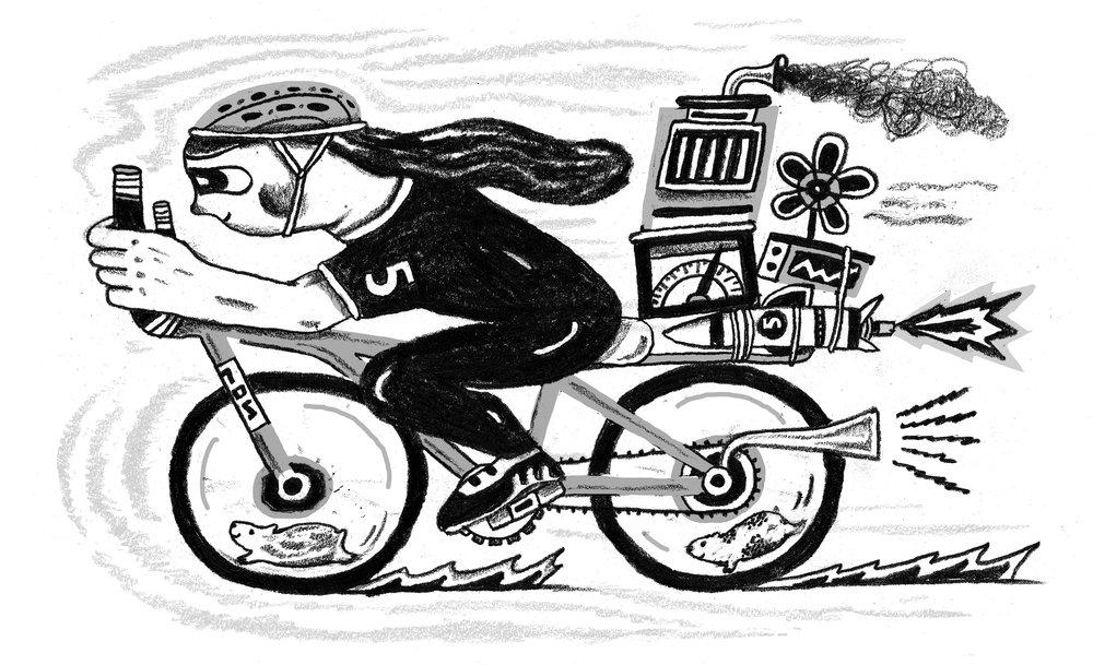 Illustration for NYT Open