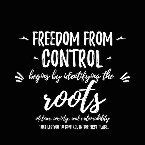 Find Freedom from Control l Nathanael Read, LMFT l Discover Hope