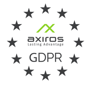 Axiros GDPR-Ready