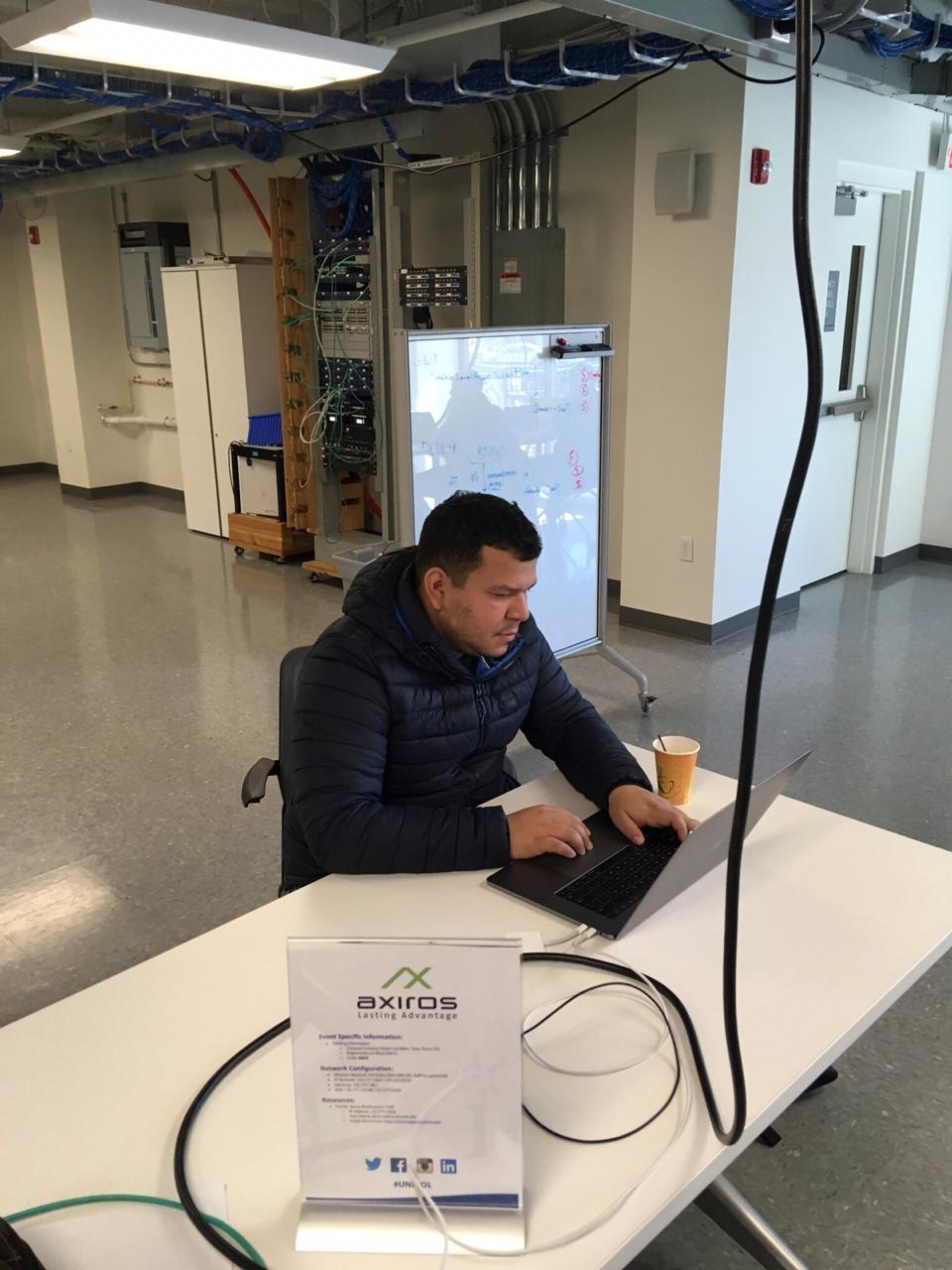 Axiros @Broadband Forum USP plugfest #3
