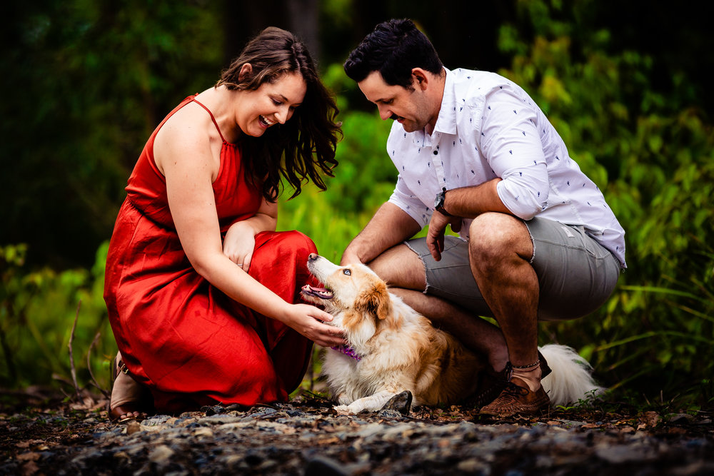 Amy & Justyn - COFFS HARBOUR