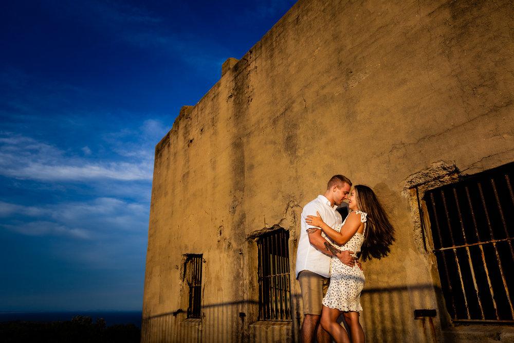 Sarah & John / NEWCASTLE -