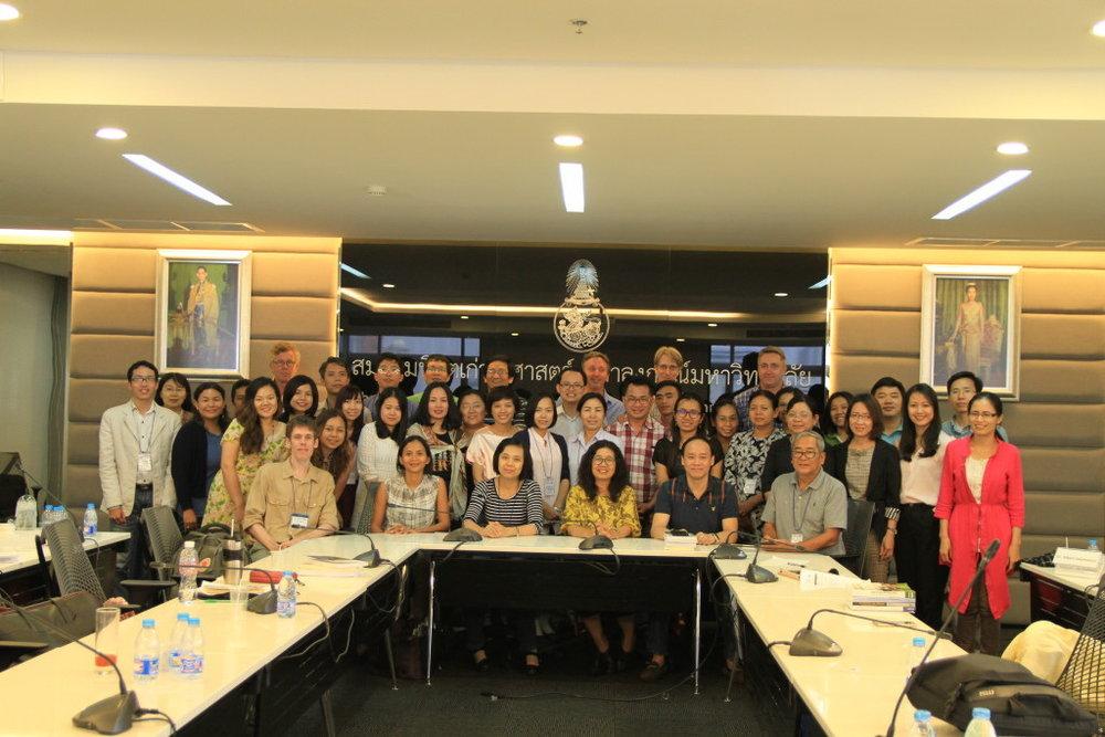 Workshop 3 - Bangkok, Thailand, 1-3 April 2016