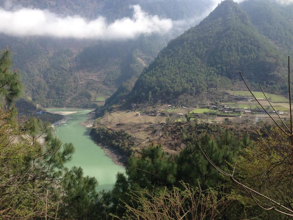 Stunning natural beauty of the Nujiang Valley, China (Hannah Nakaddy, 2017)