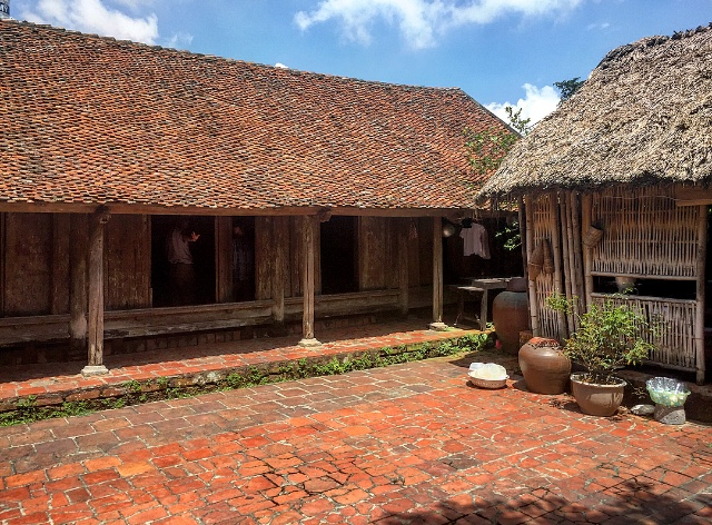 Duong Lam UNESCO World Heritage Village (Credit: R. IRven)