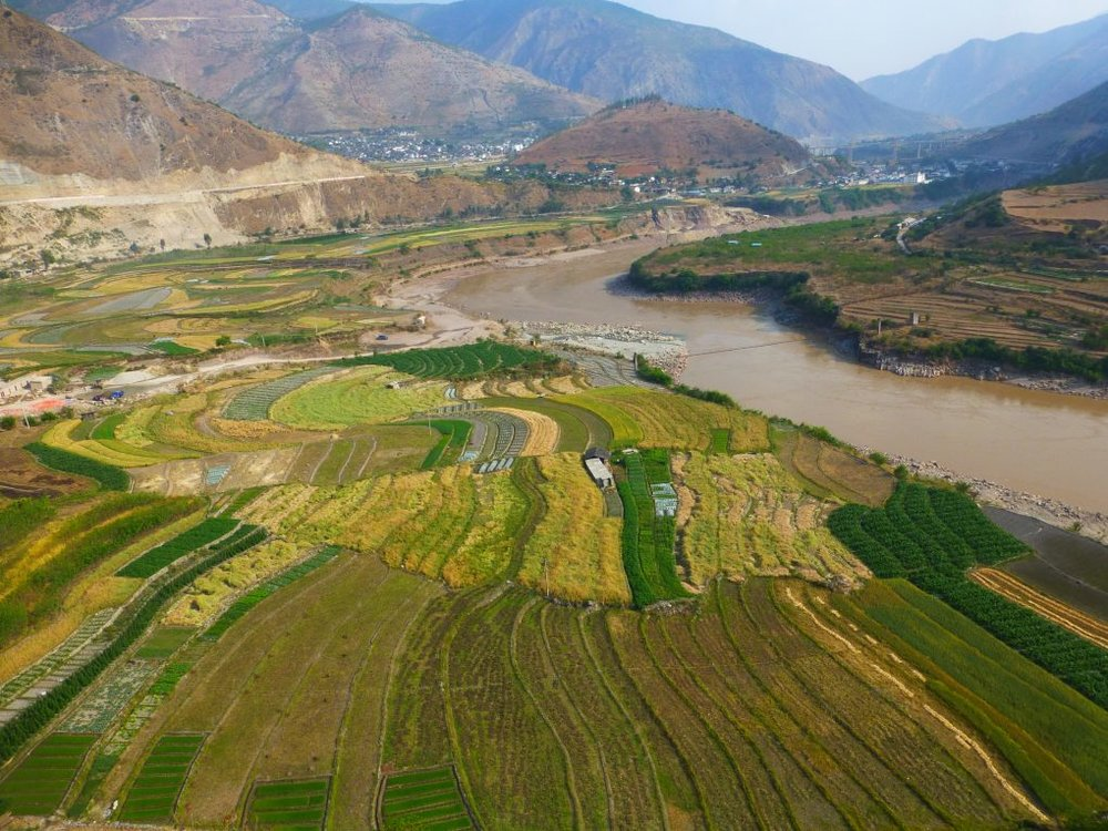 The Lancang Mekong supports 70 million people living in the basin(Photo: He Daming)