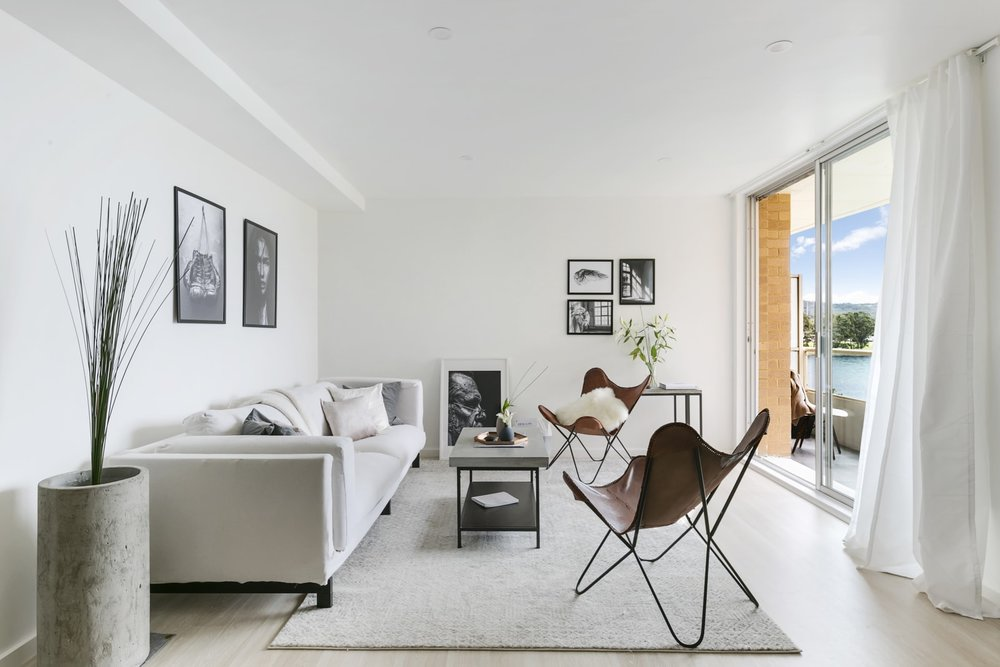 Renovation, Design, Management and Styling - Sweijer Design  Photo - Simon Whitbread