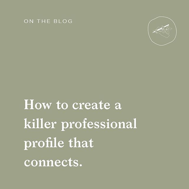 When was the last time you updated your professional profile? If it's been a while, it could be worth giving it some attention and making sure it's still having the desired effect. 💡 . Whether it's for your LinkedIn account or maybe the About page of your website, your profile should make a strong impact on potential customers, and it really is *so* important to connect! . But, it's not always that easy. And for a lot of us, there's nothing more torturous than trying to write about ourselves. However, it really doesn't need be as painful as you might think. 😉 . Here at Content Collective, we sure do know our way around a profile, and we've recently shared a few tips we use to write engaging profiles that positions you as the true talent you are. Want to check it out? Hit the link in our bio! 👆🏼