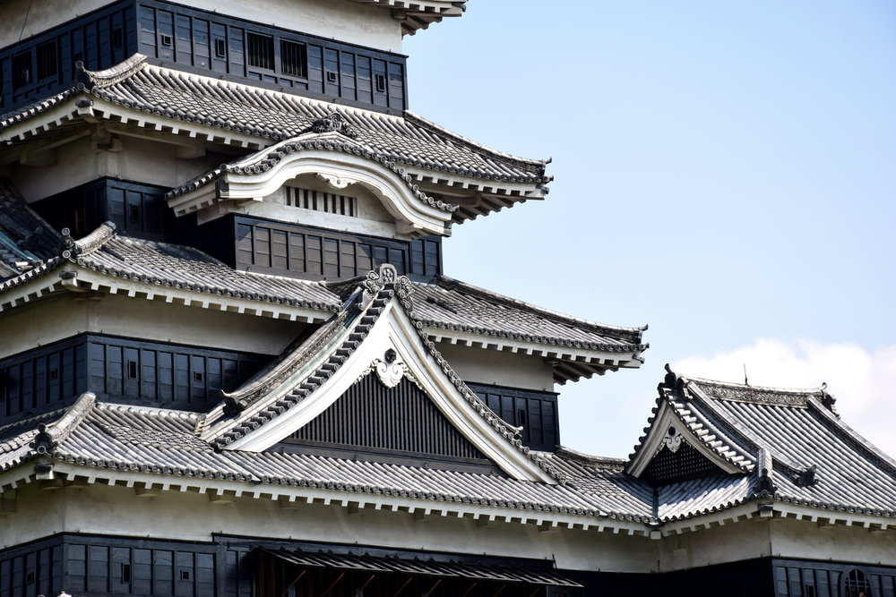 Matsumoto castle image source: me :)