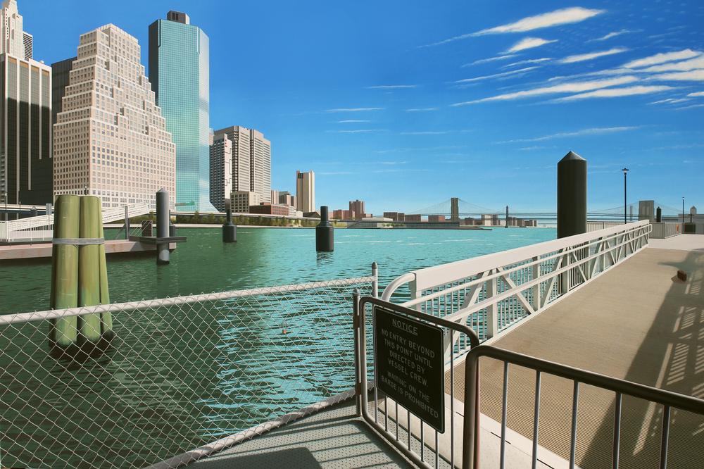 Manhattan Pier II