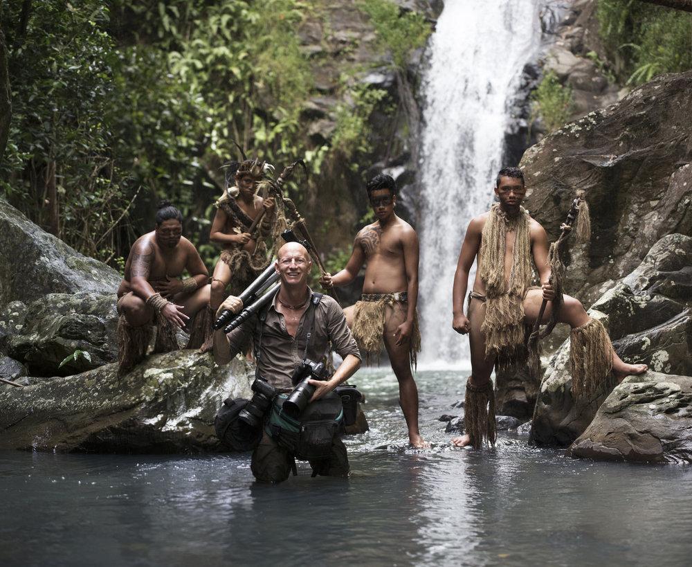 jimmy 4 hr @ waterfall ua pou