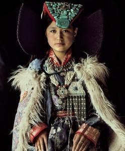 VII 272C - Perak Lady Lamayuru Monastery, Lamayaru Village, Ladakh. India, 2012 - 74 x 62 cm.jpg