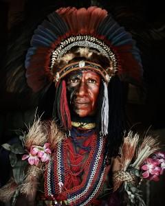 XV 80F - Goroka, Eastern Highlands. Papua New Guinea, 2010 - 74 x 62 cm.jpg
