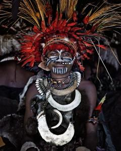 XV 80G - Goroka, Eastern Highlands. Papua New Guinea, 2010 - 74 x 62 cm.jpg