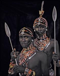 XVII 215 - Nyerere & Lewangu Kaisut Desert. Kenya, 2010 - 120 x 100 cm.jpg