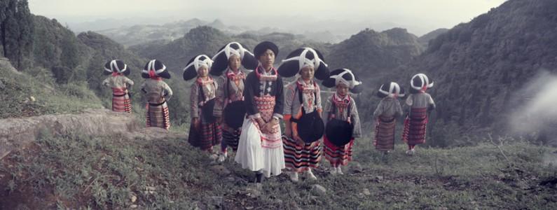 XXII 9 - Longhorn Miao, SuoJia, Miao Village, Liupanshui, Guizhou. China, 2016.jpg