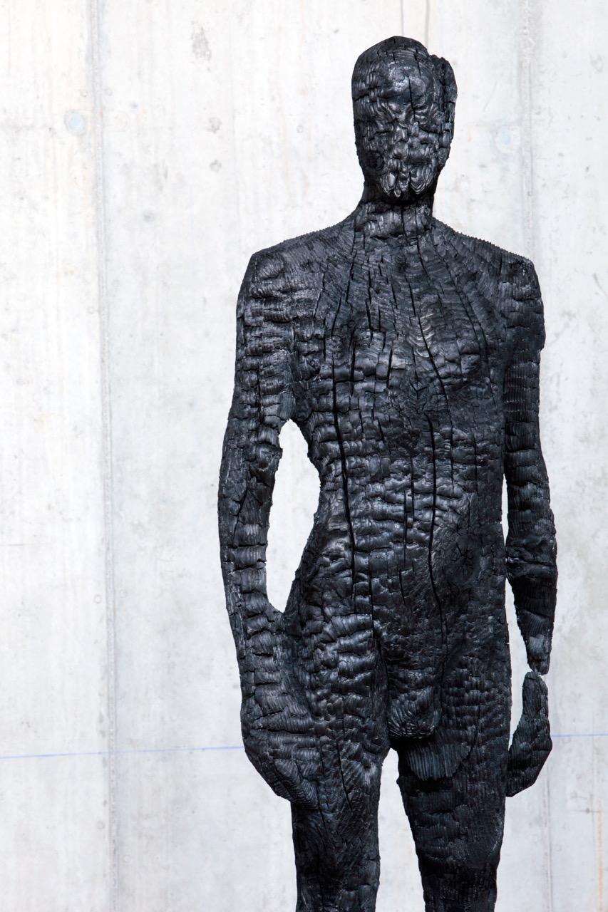 Burning men Bronze