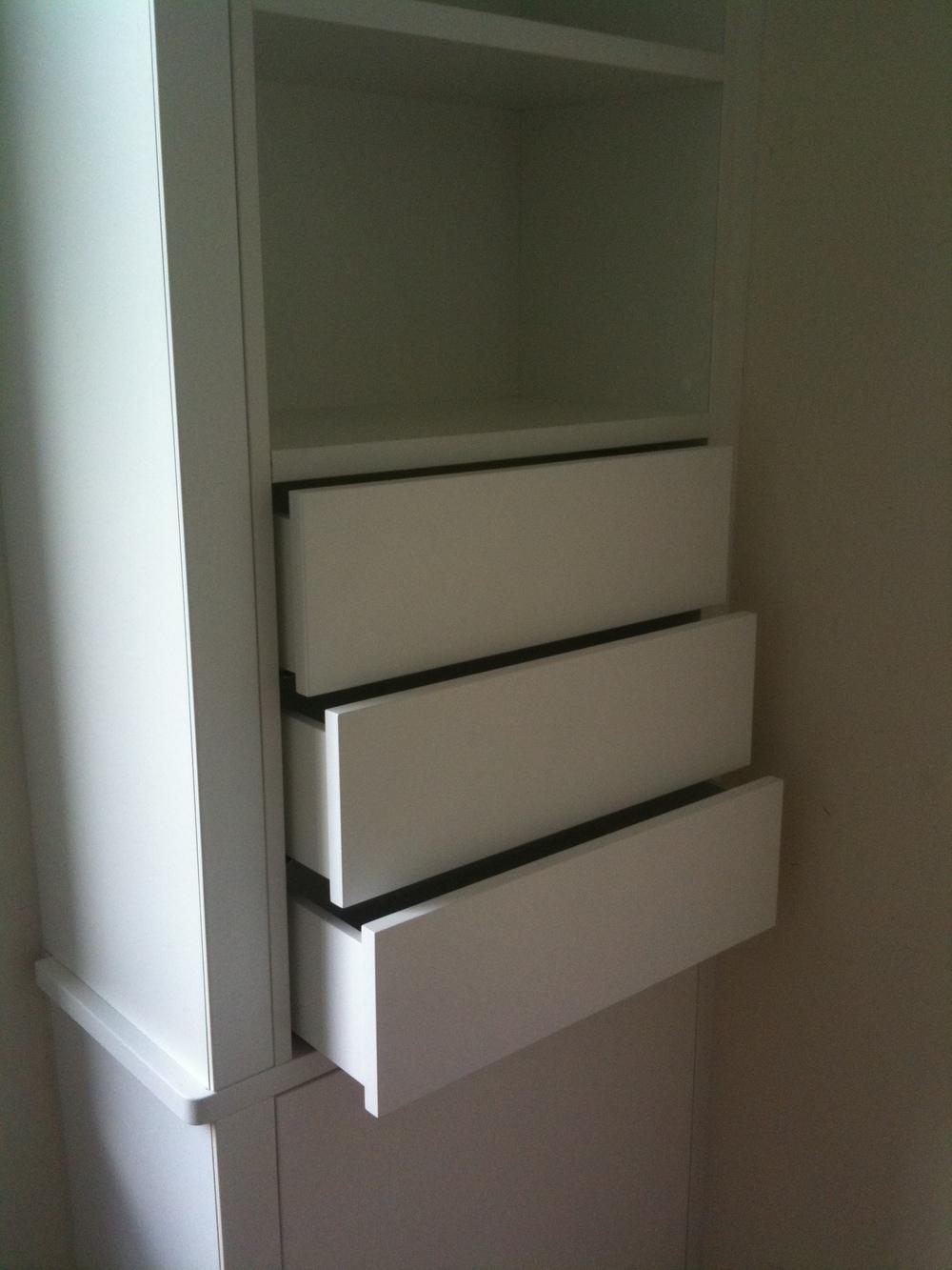 Study drawers