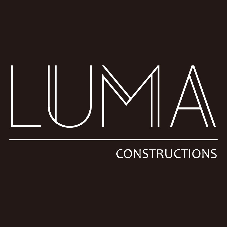 Luma Construction logo