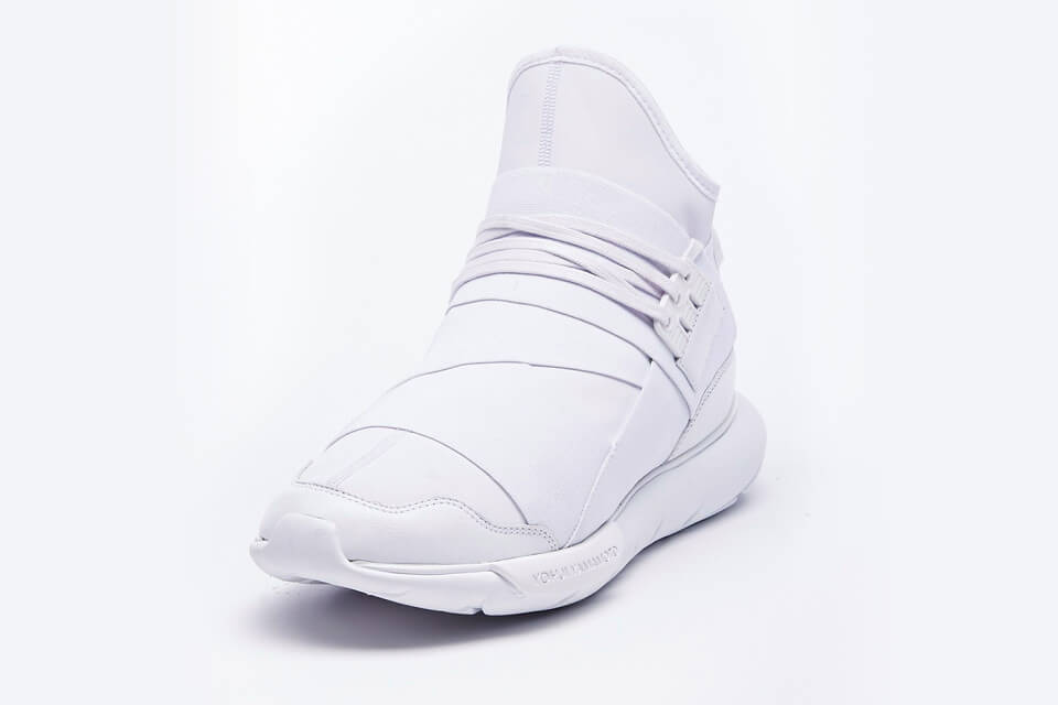 b2c66d4f6d86d Y-3 Qasa High Triple White available for pre-order — Hombre Amsterdam