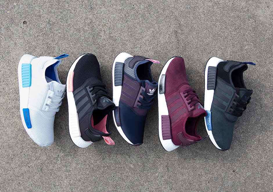 premium selection d6488 67253 Adidas NMD Release Summer  16 — Hombre Amsterdam