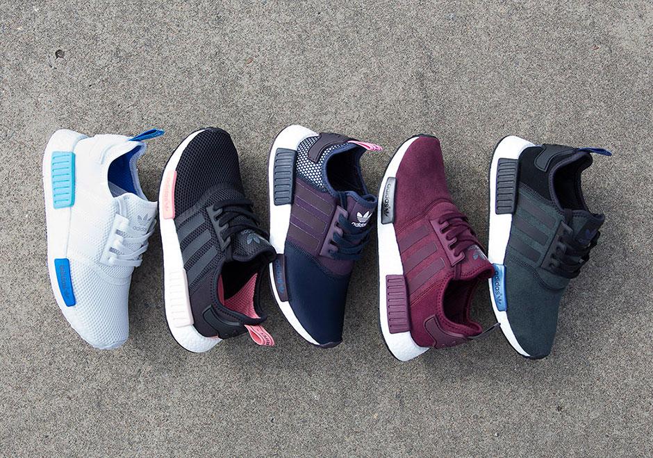 official photos abc15 6e3ff Adidas NMD Release Summer '16 — Hombre Amsterdam