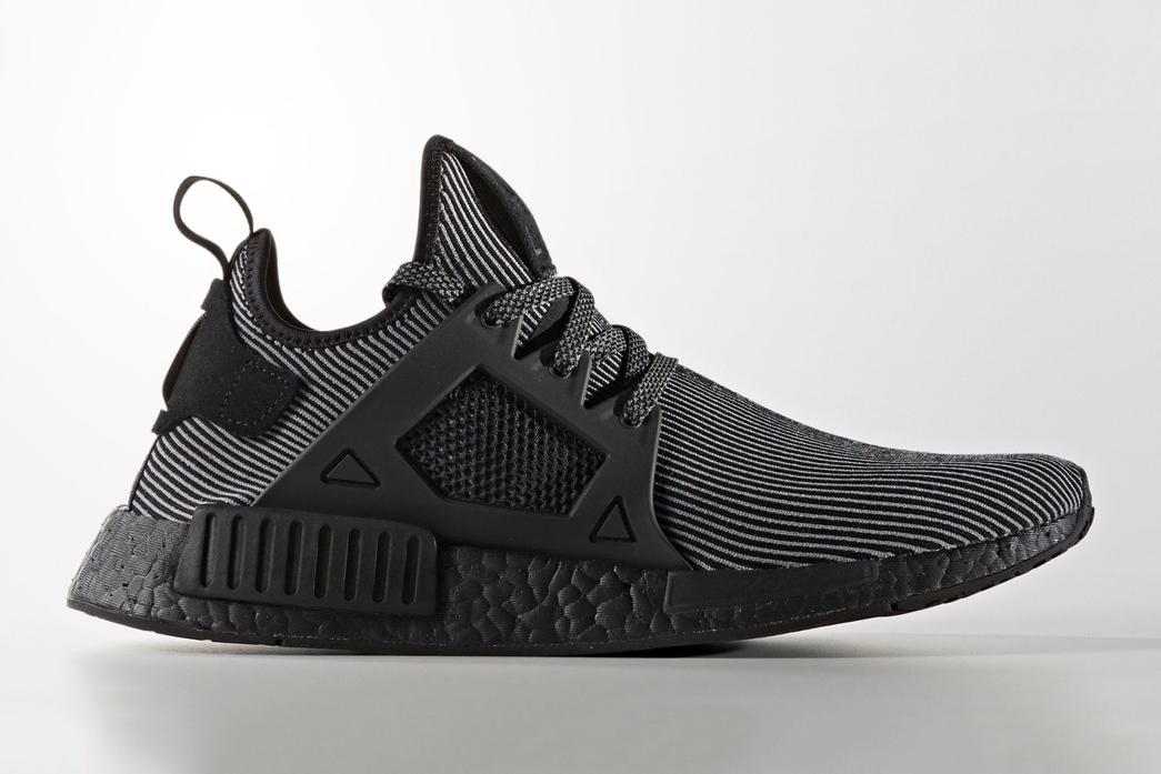 adidas nmd xr1 to arrive in new black colorway .