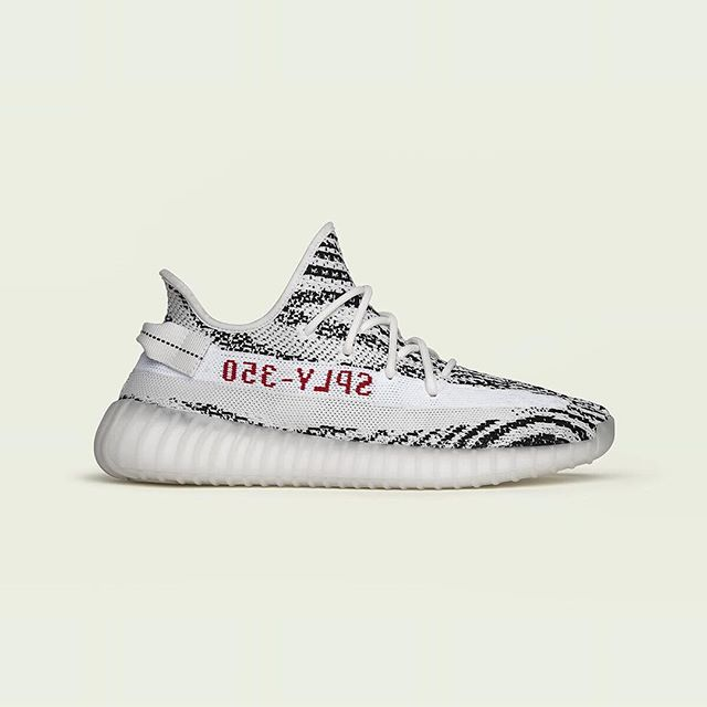 "Yeezy 350V2 ""Zebra"" release 24th of June! More info soon about the raffle. #hombreamsterdam #hombreyeezy"
