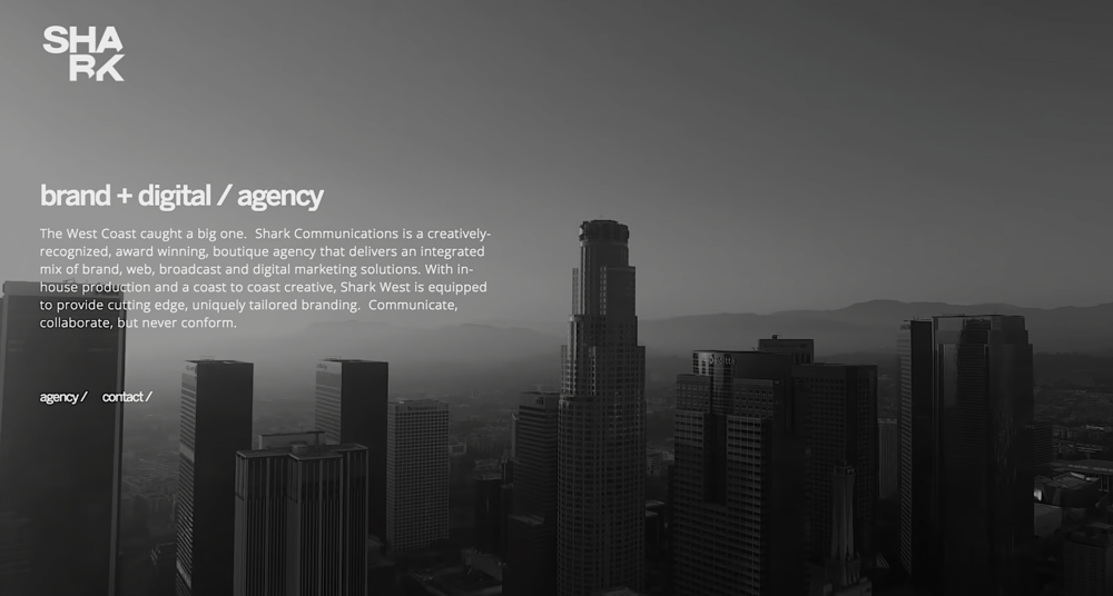 Los Angeles branding and digital agency.