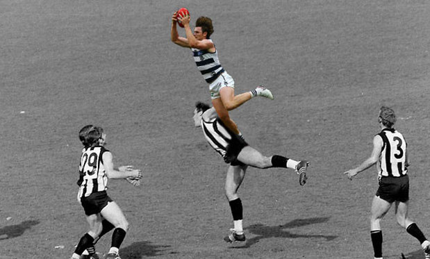 "In the words of commentator Mike Williamson in the 1970 Grand Final: ""Dangerfield, you beauty!"""