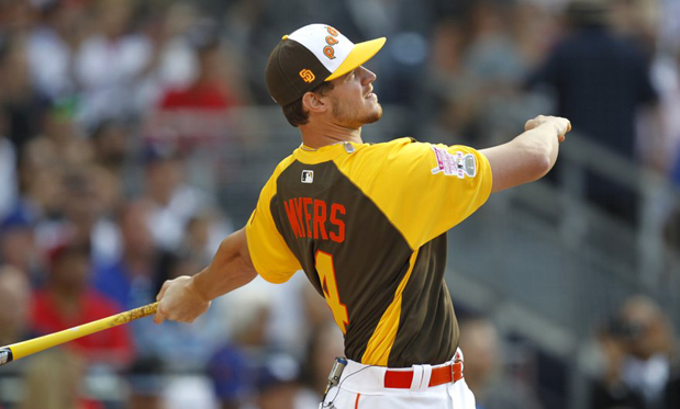 Wil Myers will represent the Padres at the All-Star Game in San Diego. Image: K.C. Alfred/San Diego Union-Tribune