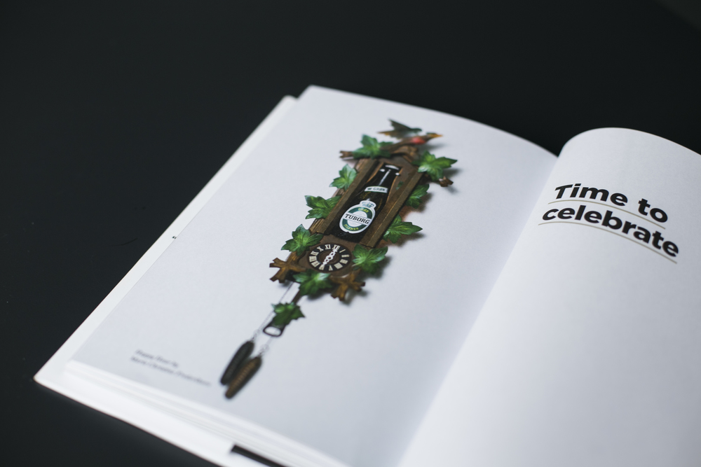 "The cuckoo clock was featured in ""The secret of the highly creative thinker"" by D orte Nielsen and Sarah Thurber."