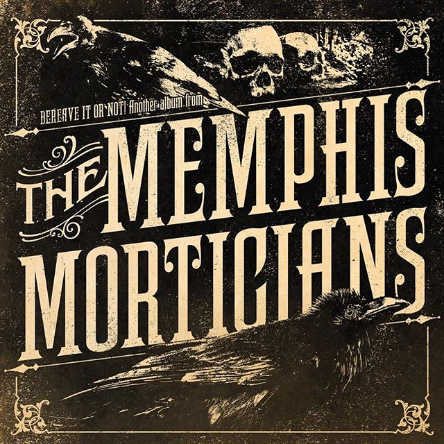 The website is up and we are now ready to take yer cash money for a copy of Bereave it or Not on vinyl. Hit up MemphisMorticians.com or see the URL in our profile. #memphismorticians #rockabilly #rocknroll #psychobilly #garage #punk #vinyl #limtededition #horror #scifi #trash