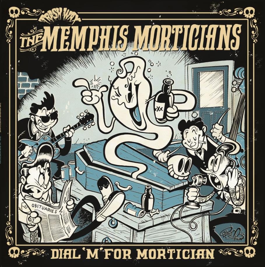 Dial M For Mortician Memphis Morticians