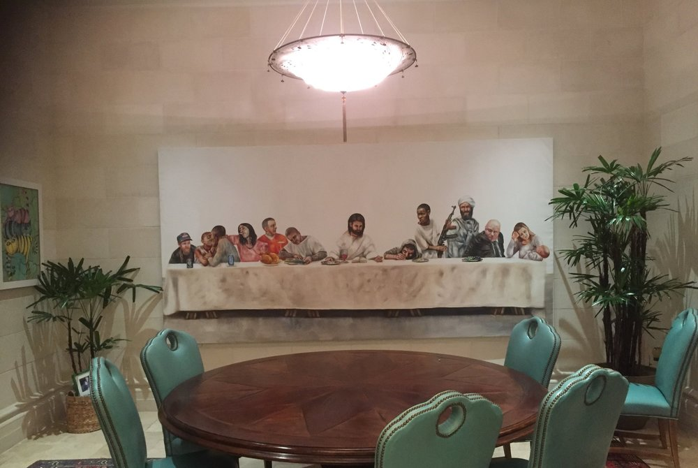 Last Supper $125,000 SOLD