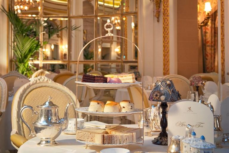 Ritz Carlton London Afternoon Tea