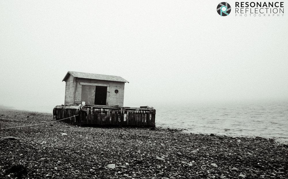 Bait House In The Fog