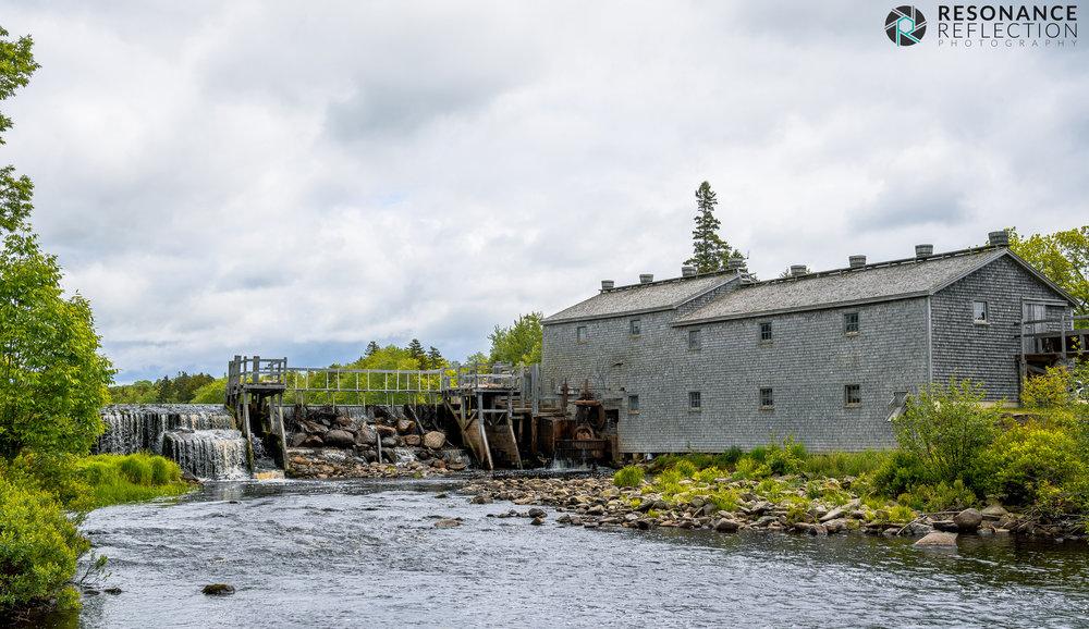 Bangor Sawmill