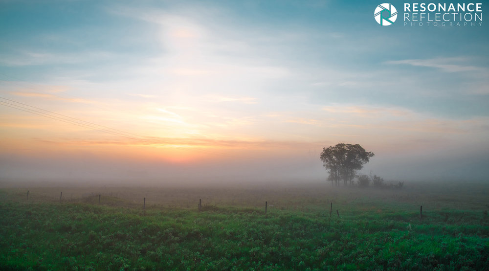 Prairie Morning Sunrise