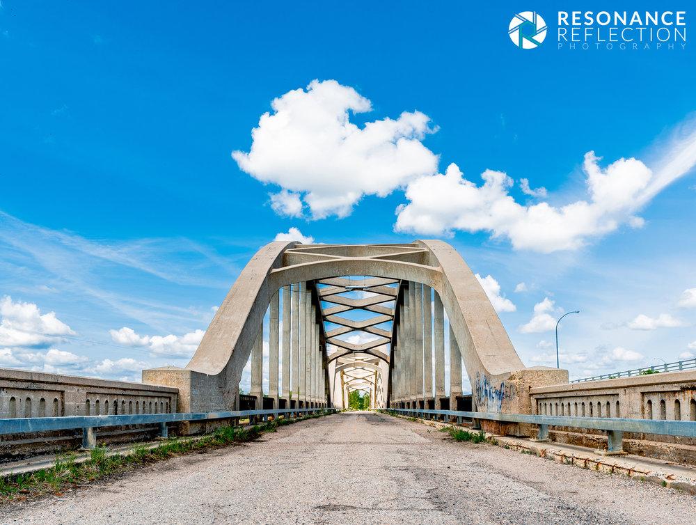 Rural Abandoned Bridge